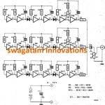 machine gun sound generator circuit