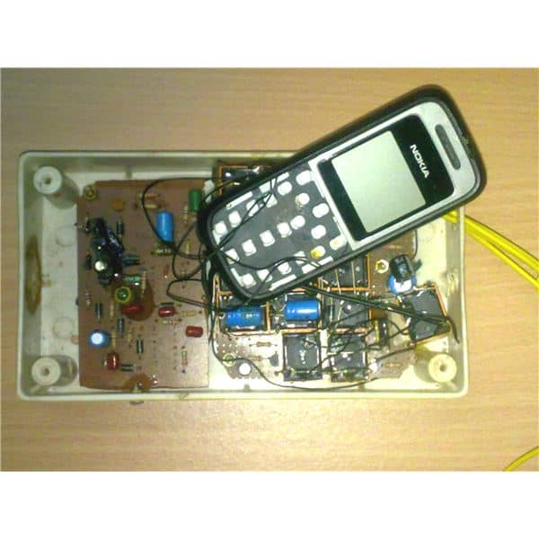 Build a Homemade GSM Car Security System