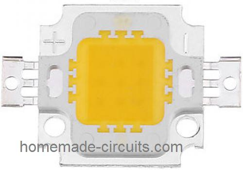 10 watt 12V LED image