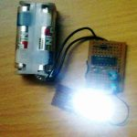 How to Build a Simple Hi Efficiency LED Torch Circuit at Home