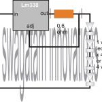 4 watt led driver circuit 150x150 - 110V Compact LED Tubelight Circuit