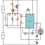 How to Build a Simple Room Temperature Monitor Circuit