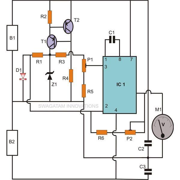 Room Temperature Monitor Circuit