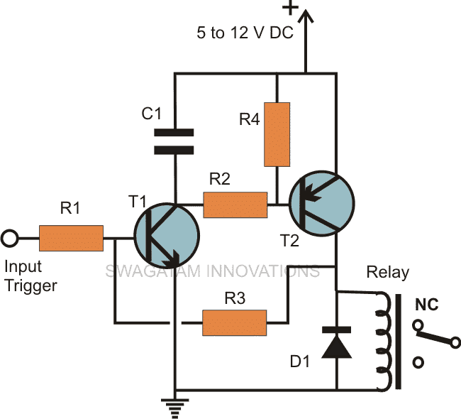 How to make a Transistor Latch Circuit