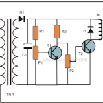 Mains Over Voltage and Under Voltage Protection Circuit Explained