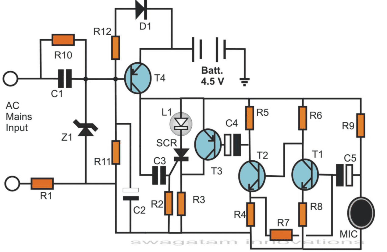 electronic circuit projects