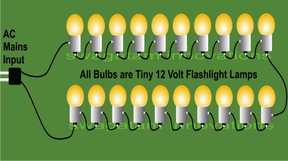 diwali 2 make 230 volts bulb string light circuits for diwali and christmas how to wire lights in series diagram at readyjetset.co