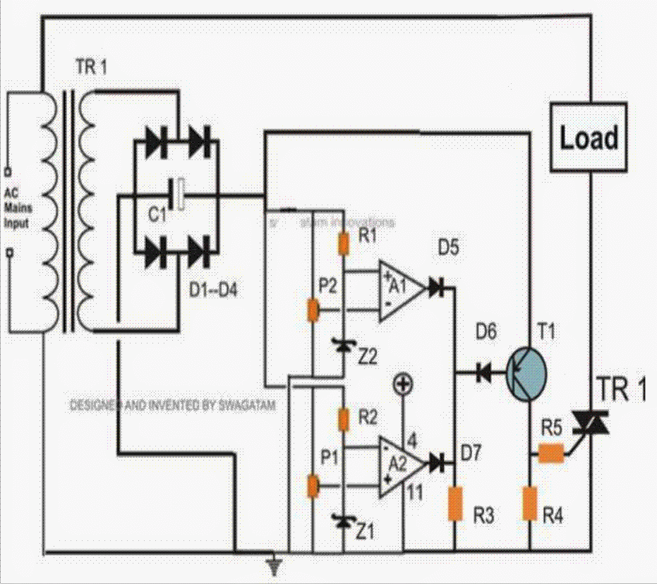 Using Triac instead of Relays for the cut off
