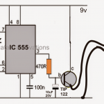 Simple PWM Controlled DC to DC Cell Phone Charger Circuit – Science Fair Project