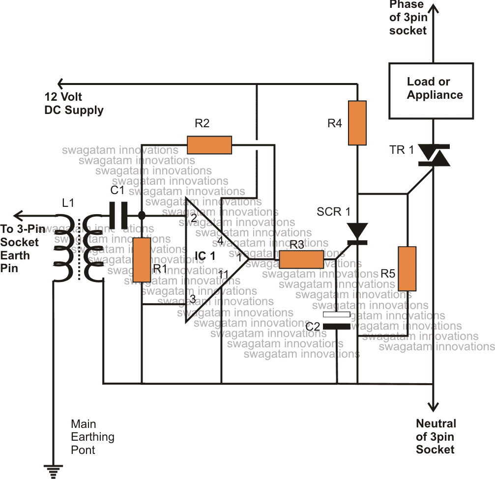 SCR, due to its inherent property instantly latches and pulls the relay into conduction.