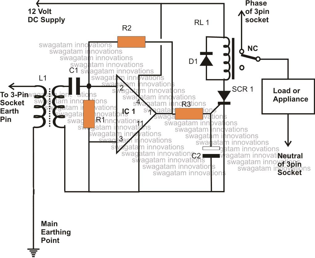 Elcb Wiring Diagram Datasheet
