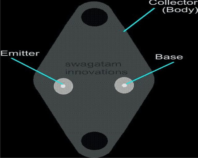 TO3 2N3055 pinout details base emitter collector