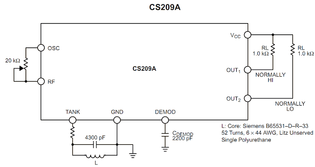 How to Make a Simple Metal Detector Using IC CS209A