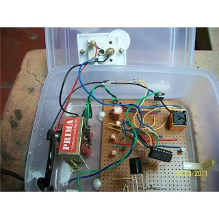 2 Simple Infrared (IR) Remote Control Circuits