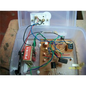 Simple Infrared (IR) Remote Control
