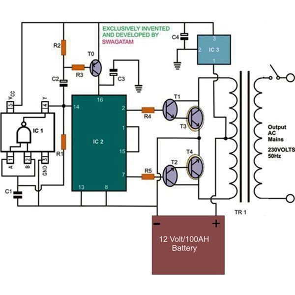 how to make led circuit