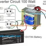 5 Simple Inverter Circuits