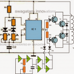 How to Make a Simplest 200 VA Uninterrupted Power Supply (UPS) Circuit