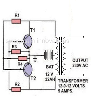 Simplest Pwm Modified Sine Wave
