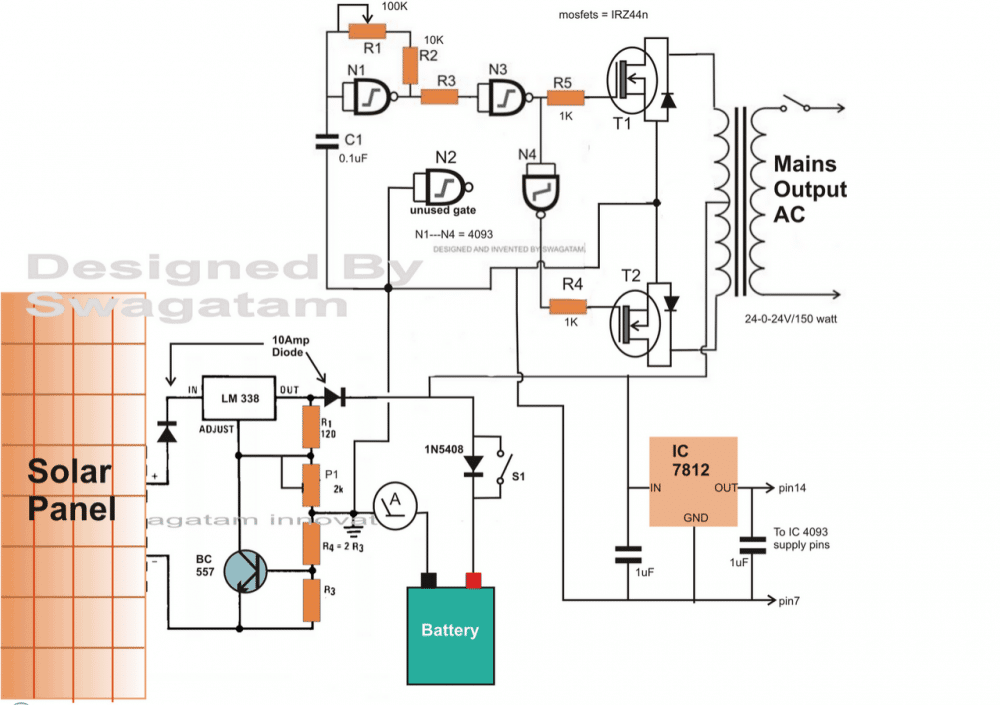 Basic inverter circuit diagram pdf somurich basic inverter circuit diagram pdf inverter home wiring diagram pdfrhsvlc asfbconference2016 Gallery