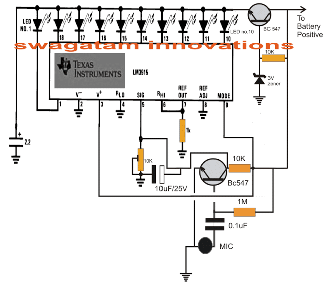 How to Make a Vibration Meter Circuit for Detecting Vibration Strength