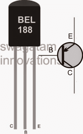 BEL188 Transistor – Specification and Datasheet