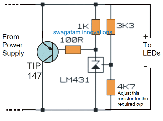 surge shunt regulator for LED bulbs