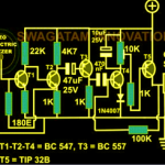 Sound Activated Alarm Circuit