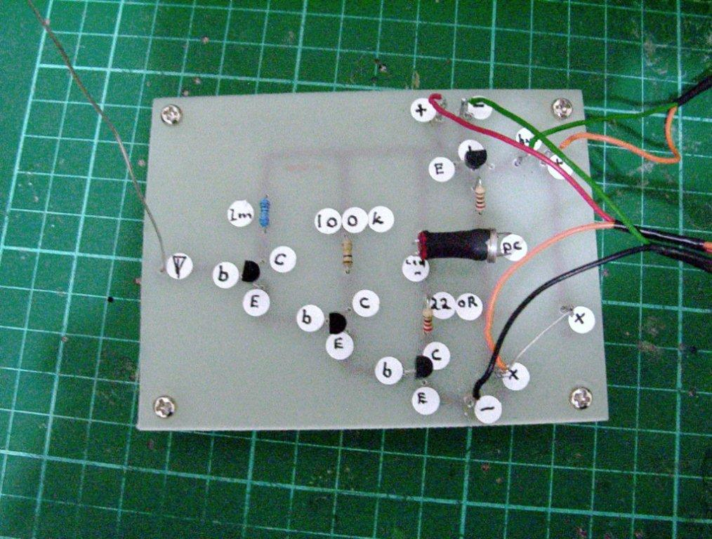 How to Make LED/LDR Opto Coupler
