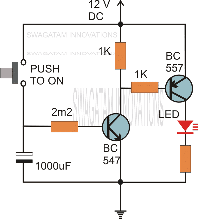 delaytimerimprovedcircuit 2 simple delay timer circuits explained wiring diagram for off delay timer at nearapp.co
