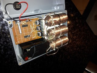 Make this EMF Pump Circuit and Go Ghost Hunting