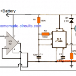 automatic inverter output RMS correction circuit