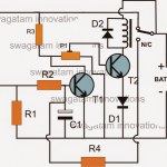 Low Battery Cut-off and Overload Protection Circuit.