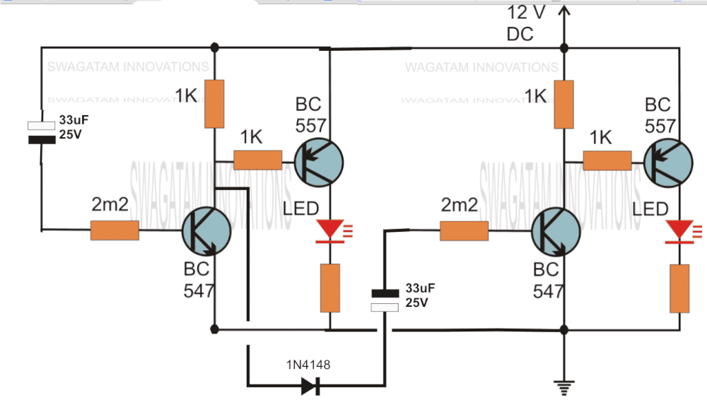 sequentialtimercircuittwostep simple delay timer circuits explained delay on make timer wiring diagram at bayanpartner.co