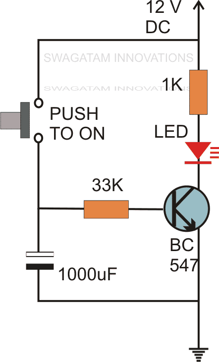simpledelaytimercircuit simple delay timer circuits explained delay on make timer wiring diagram at readyjetset.co
