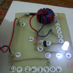 Making a Joule Thief Charger Circuit