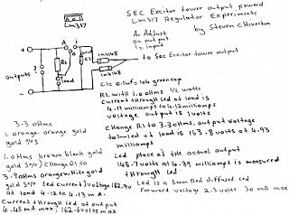 Deriving Free Energy from Air Using a Sec Excitor Coil