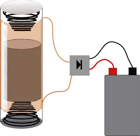 Make a Football Electricity Generator Circuit