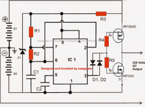 Making a Transformerless Solar Inverter