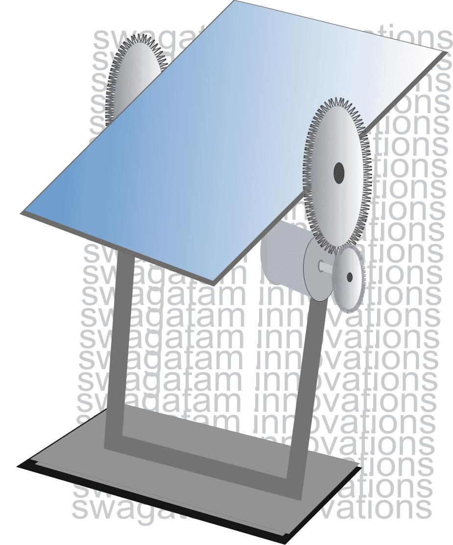 Easiest Single Axis Solar Tracker System