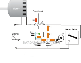 photocell control circuit diagram 6 volt photocell sensor circuit diagram adding a soft start to water pump motors reducing relay