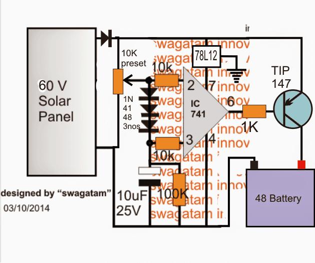 60V to 24V MPPT tracker design