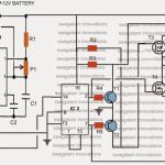 hbridgesinewaveinvertercircuit 150x150 - H-Bridge Inverter Circuit Using 4 N-channel Mosfets