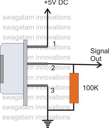 Passive Infrared (PIR) Motion Sensor