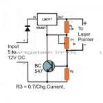 Laser Diode Driver Circuit