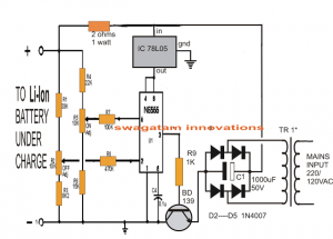 9 Battery Pinout Diagram furthermore Wiring Diagram For A Battery Charger moreover Telephone Switch  ponents together with Li Ion Battery Charger Circuit Using Ic additionally How Inverter Circuits Works. on li ion battery charger circuit using ic 555