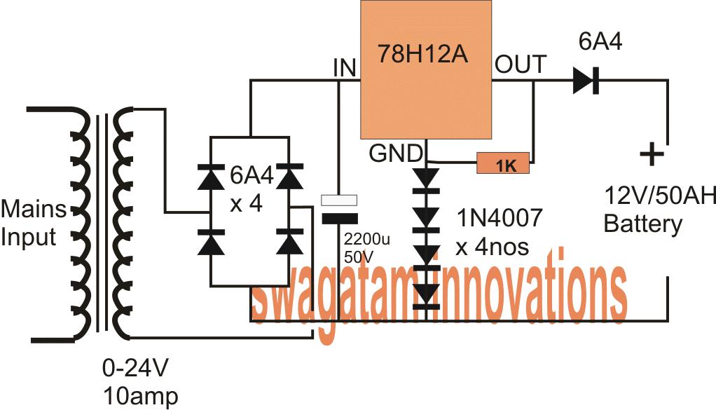 12v 5 Amp Fixed Voltage Regulator Ic 78h12a Datasheet