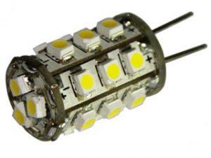 "LED ""Halogen"" Lamp for Motorbike Headlamp"