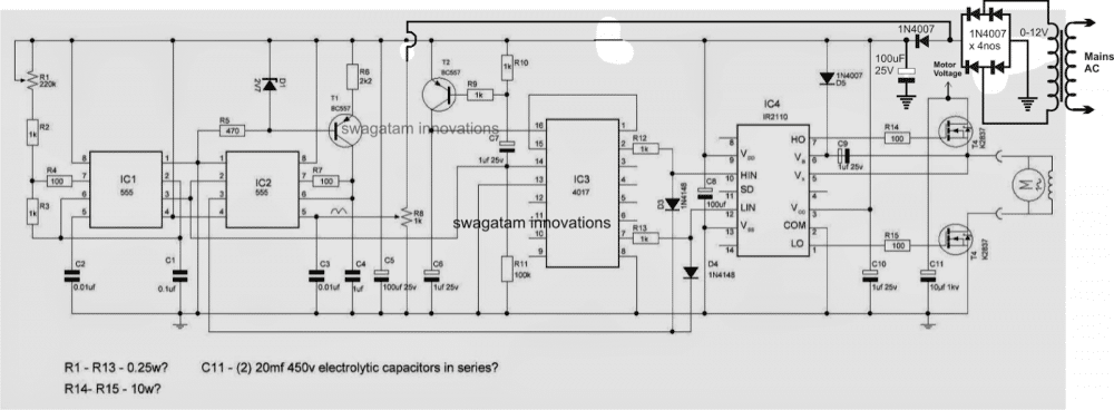VFD 3 single phase variable frequency drive vfd circuit 3 phase vfd wiring diagram at mr168.co