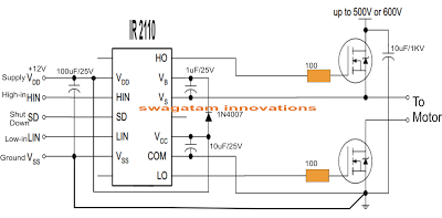 vfd connection diagram motor connection diagram wiring